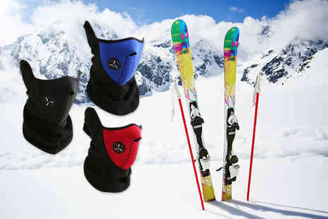 Ckent - Face and neck ski mask - Save 62%