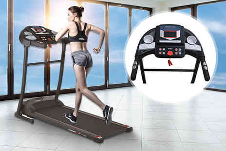 Premier Retail - Premier Fit T100 treadmill, with a limited number available - Save 69%