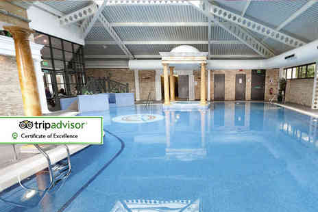Best Western Plus Keavil House Hotel - Two course lunch for two including leisure spa access - Save 48%