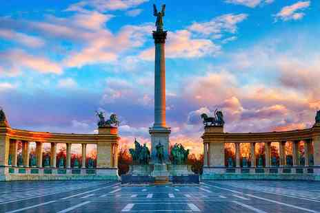 Weekender Breaks - Two or Three Nights at 4 Star or 5 Star Hotel with Flights and Option for Danube Cruise - Save 0%
