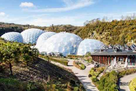 Union House Self catering Apartments - Two nights stay With Eden Project tickets - Save 0%