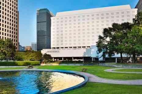 The Whitehall Houston - Historic Downtown Houston Hotel incl. Parking - Save 0%