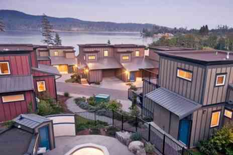 Sooke Harbour Resort & Marina - Two Bedroom Suite With Marina Views - Save 0%