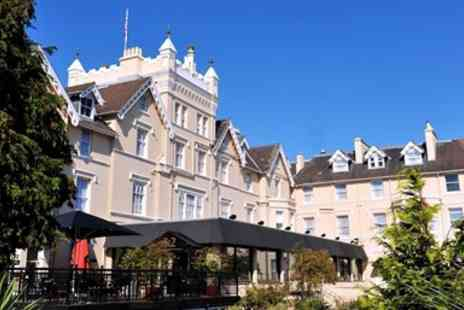 The Royal Exeter Hotel - Victorian mansion stay With dinner - Save 0%