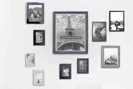 Groupon Goods Global GmbH - Photo Wall Frame or Frame Set - Save 0%