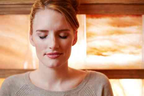 Sereniti Salt Retreat - One or Two Salt Therapy or Halotherapy Sessions - Save 53%
