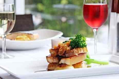 Forburys Restaurant & Wine Bar - Four course meal for 2 - Save 0%