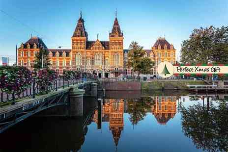 Crystal Travel - Four Star Two nights Amsterdam city break with flights - Save 24%