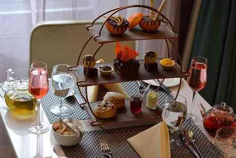 Park Grand Lancaster Gate - Chocolate orange afternoon tea for two with a bottle of bubbly - Save 59%