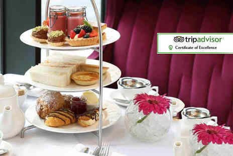 Marco Pierre White - Luxury afternoon tea for two people - Save 50%