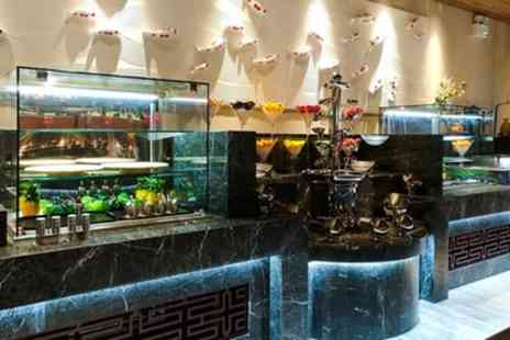 Kungfu Fareham - All You Can Eat Lunch with Bottomless Soft Drinks or Dinner for Up to Six - Save 0%