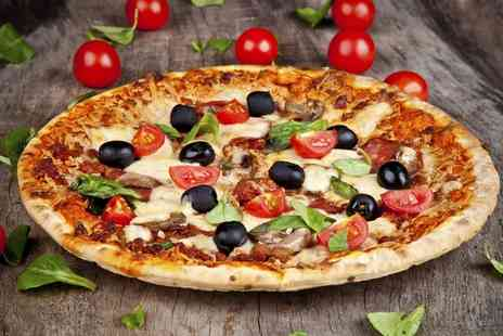 Solo Restaurant - Choice of Italian Pizza or Pasta with Bubbly Each for Two or Four - Save 61%