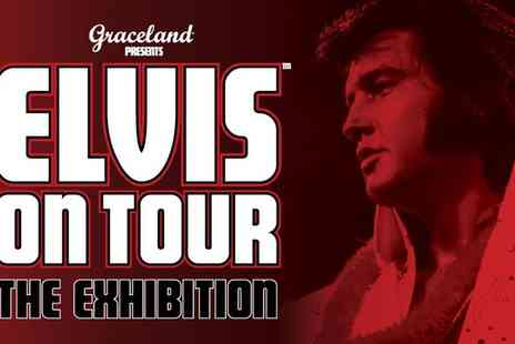 Elvis on Tour - Child, adult or family ticket to Elvis on Tour on 3 November 2017 To 4 February 2018 - Save 0%