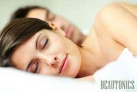 Beautonics - Three Sessions of NightLase Snoring and Apnea Treatments - Save 86%
