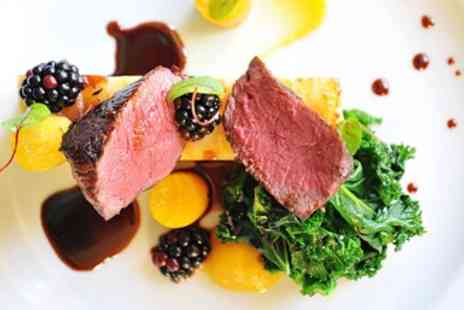 Earl of March - Three course meal for Two - Save 0%