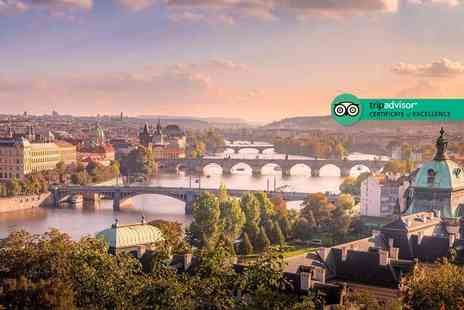 Bargain Late Holidays - Two nights Prague break with flights and breakfast - Save 25%