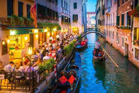 Weekender Breaks - Two nights Venice trip with breakfast and flights - Save 44%