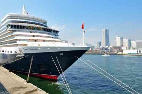 Book in Style - Four Night Far East cruise & 5 night stays - Save 0%