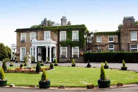 Ringwood Hall Hotel - Manor stay near Peak District - Save 0%