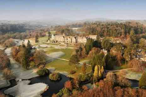 Bovey Castle - Luxury Dartmoor stay With breakfast & prosecco - Save 0%