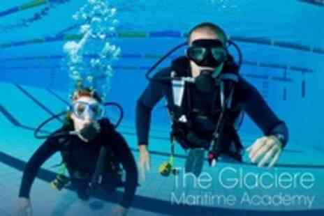 The Glaciere Maritime Academy - Scuba Dive Party For Eight - Save 76%