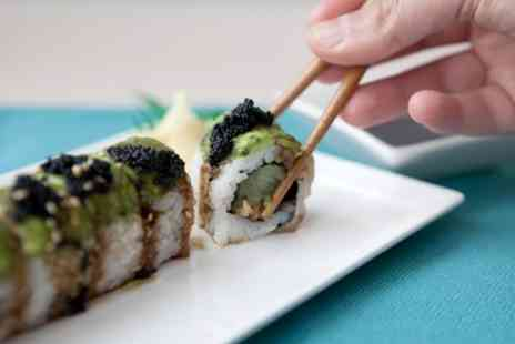 Midas Touch - Sushi Making Class for Two or Four - Save 0%