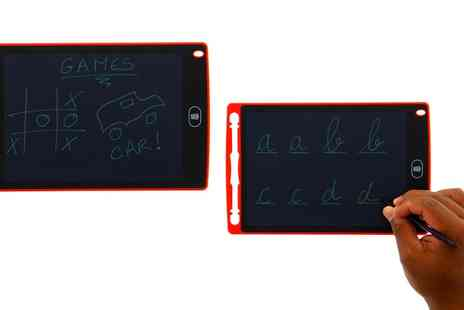 Groupon Goods Global GmbH - Akor Lcd Digital Magic Tablet for Children - Save 43%