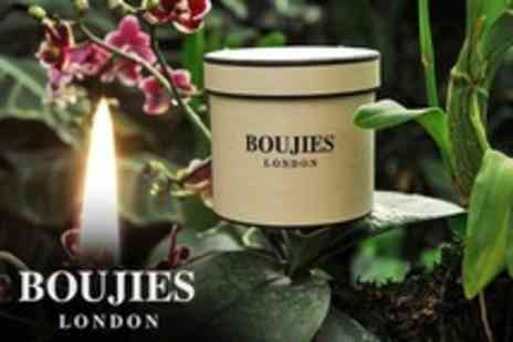 Boujies London - Two luxury scented Maison Noir candles - Save 53%
