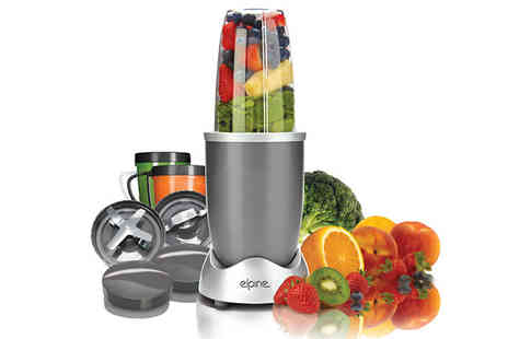 Direct 2 public - Elpine Nutrition Extractor Blender - Save 75%
