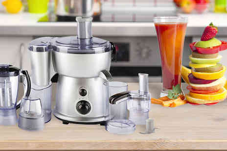 Direct 2 public - 7 in 1 400W Food Processor - Save 56%