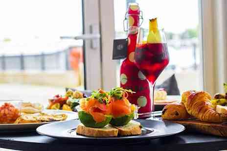 Buyagift - Two course brunch with bottomless Prosecco for two - Save 0%