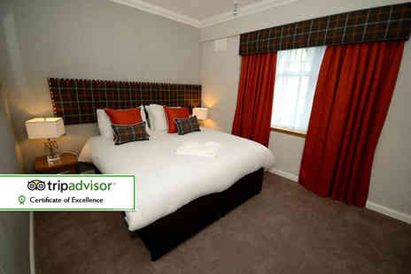 The Anchor Hotel - One, two or three night stay for two with a bottle of wine, petit fours and breakfast - Save 38%