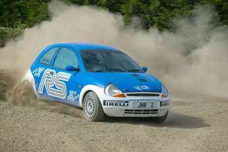 Chris Birkbeck Rally Sport - Junior rally driving experience including a certificate upon completion - Save 0%