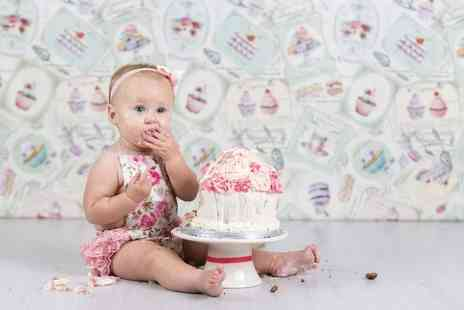Matthew Grainger Photography - Cake smash photoshoot - Save 88%