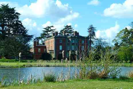 Netley Hall Holidays - Two or Three Night Self Catering Cottage Stay for Two or Four - Save 44%