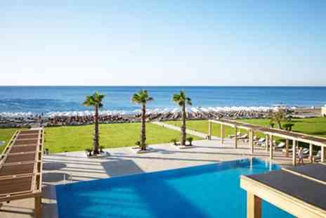 Going Luxury - Five star all inclusive Mitsis escape - Save 0%