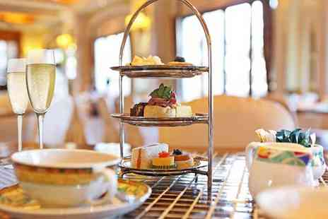 Britannia Hotels - Afternoon tea for two or include a glass of Prosecco or include leisure access - Save 0%