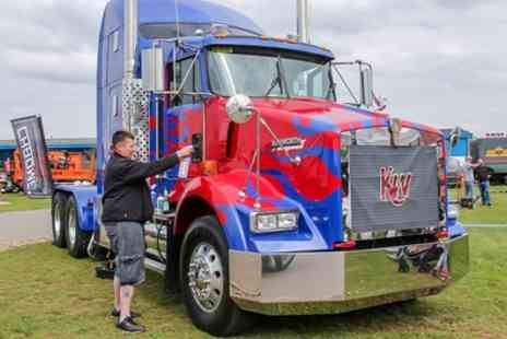 Live Promotions Events - Truckfest South West ticket on 1 or 2 September - Save 0%