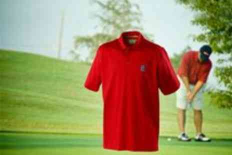 Second Chance - Golf Shirts and Jumpers - Save 50%