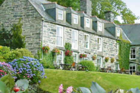 Maes-y-Neuadd - Two Night Stay for Two with Daily Breakfast - Save 66%