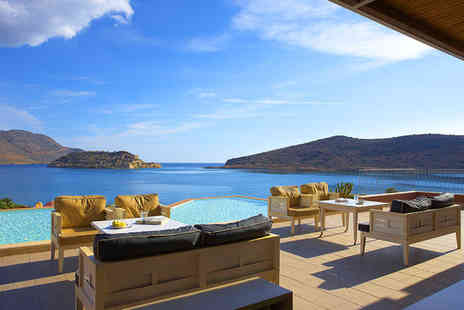 Domes of Elounda - Five Star Ultra Luxe Suites with Private Jacuzzis - Save 40%