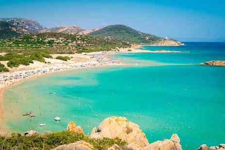 Bargain Late Holidays - Seven night 4 Star all inclusive Sardinia break with flights - Save 32%