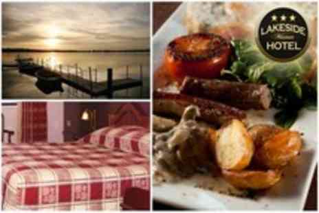Lakeside Manor Hotel - Two Night Stay For Two With Breakfast - Save 60%