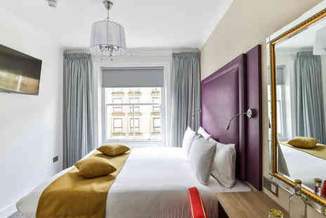 J Hotel - Four Star Charming City Centre Retreat For Two - Save 69%
