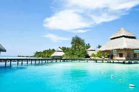 Away Holidays - All inclusive deluxe Maldives escape including flights - Save 0%