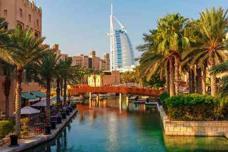 Weekender Breaks - Six night, 5 Star all inclusive Dubai and Ras Al Khaimah stay with flights - Save 28%