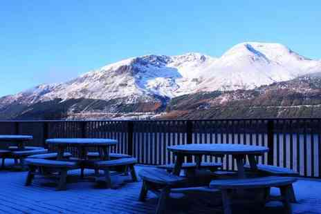 Inspired Hotels - Two or three night Scottish Highlands stay for two with tea, cakes and breakfast or include dinner on one night - Save 58%