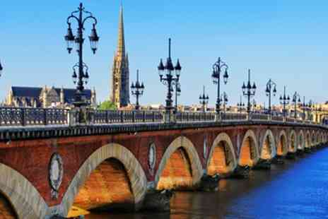 Cruise Circle - French river cruise to Bordeaux with drinks or credit - Save 0%