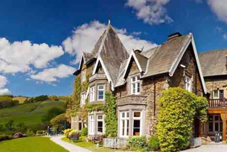 Holbeck Ghyll Country House Hotel - Lake District stay with 3 AA Rosette dinner - Save 0%