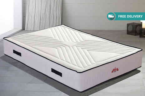 Midnight Dreams - Temperature regulating 12 zone memory foam mattress - Save 86%